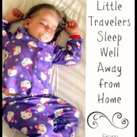 12 Ideas for Helping Kids Sleep During Travel