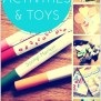 50 Screen Free Travel Toys Activities For Kids Of All