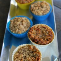 Best Banana Oatmeal Muffins for Kids. You'll Love The Ingredient List!