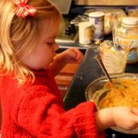 Healthy Pumpkin Muffins--No Oil!