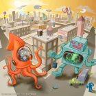 Squid vs Robot