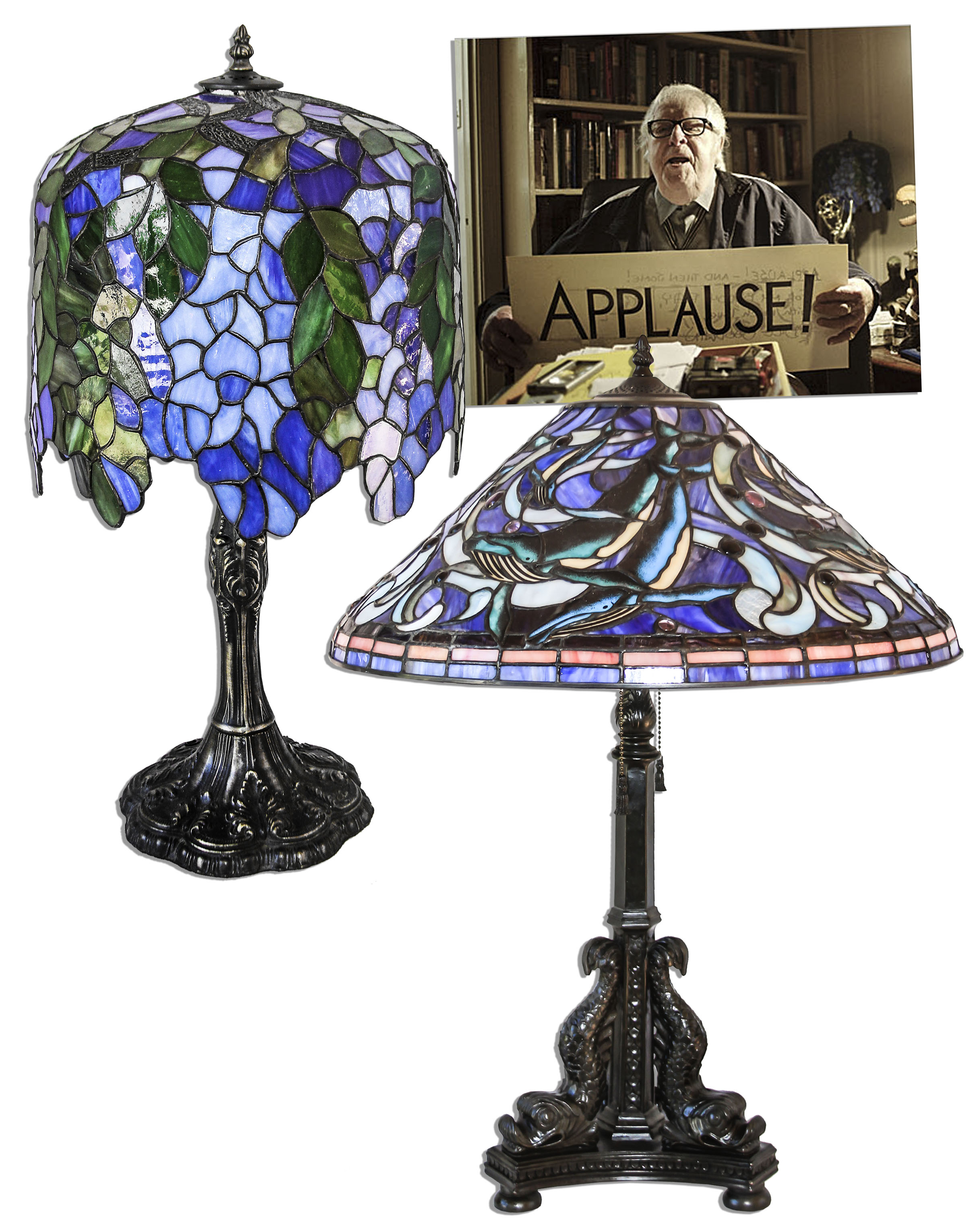 Fullsize Of Stained Glass Lamps