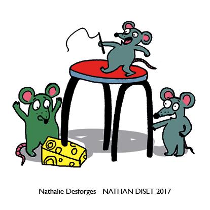 Nathalie Desforges jeu de cartes orthographe - Nathan Diset21