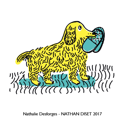 Nathalie Desforges jeu de cartes orthographe - Nathan Diset33