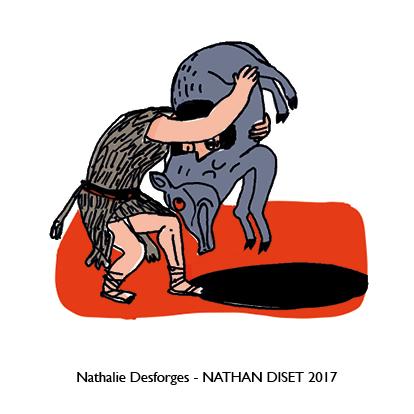 Nathalie Desforges jeu de cartes orthographe - Nathan Diset34