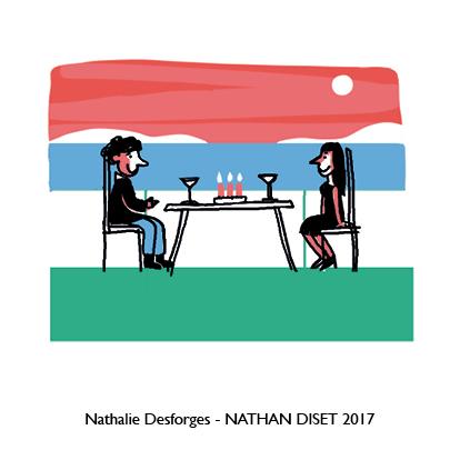 Nathalie Desforges jeu de cartes orthographe - Nathan Diset43