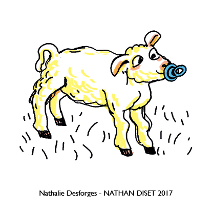 Nathalie Desforges jeu de cartes orthographe - Nathan Diset44