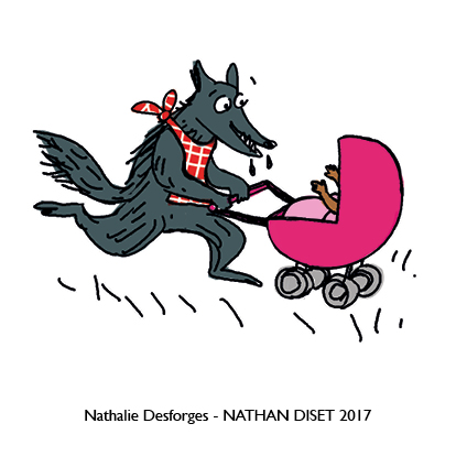 Nathalie Desforges jeu de cartes orthographe - Nathan Diset50
