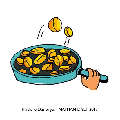 Nathalie Desforges jeu de cartes orthographe - Nathan Diset70