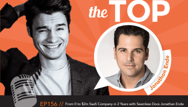 Jonathan Ende The Top Podcast Episode 156