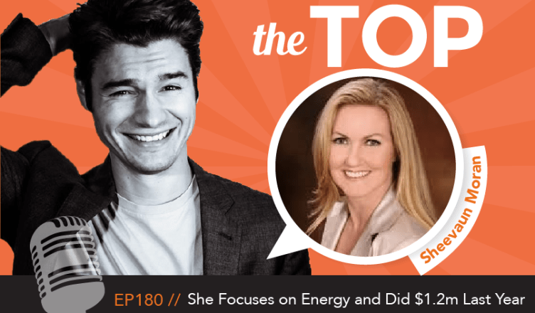 Sheevaun Moran The Top Podcast Episode 180