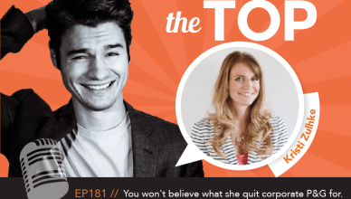 Kristi Zuhlke The Top Podcast Episode 181