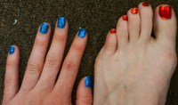 The gallery for --> Patriotic American Nails