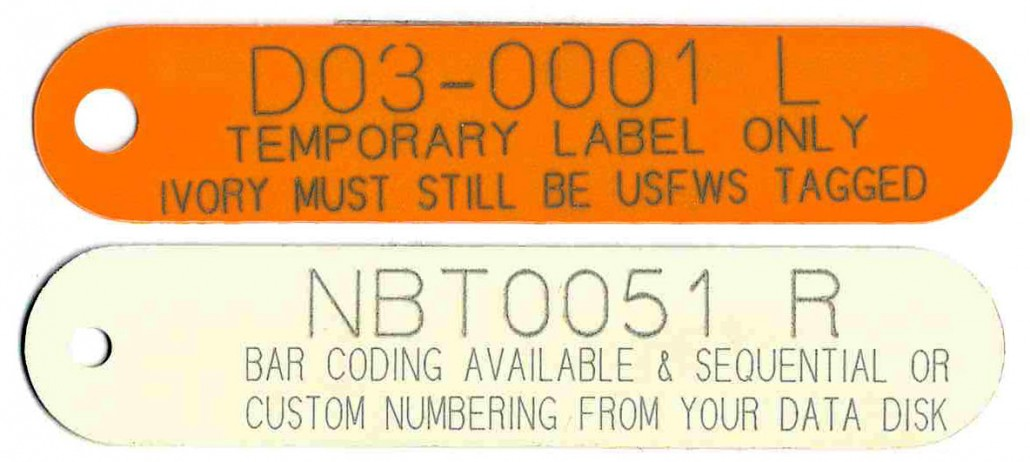 Horticulture Tags - National Band and Tag Company