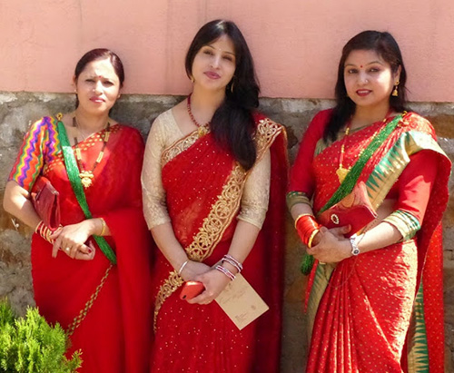 Traditional Clothing Of Nepal Light But Modest Male And