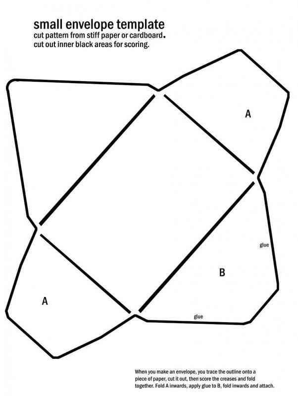 5x7 envelopes template - Romeolandinez