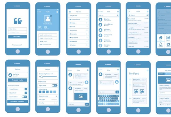 Android App Template Template Business