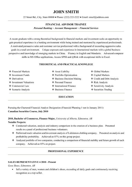 Assistant Store Manager Resume Template Business