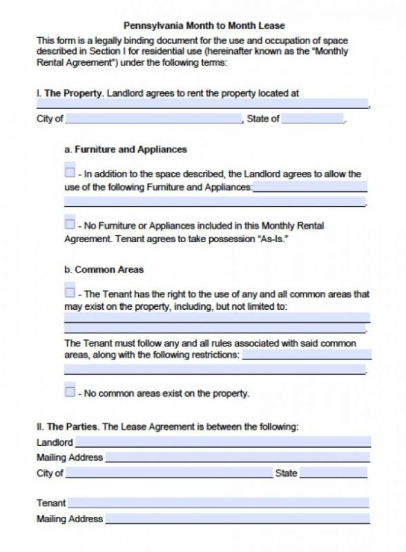 Basic Rental Application Template Business Basic Rental Agreements