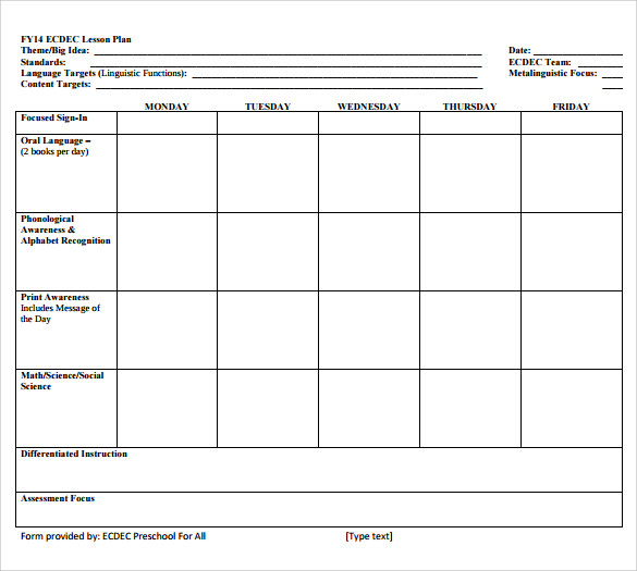 Blank Business Plan Template Word Template Business