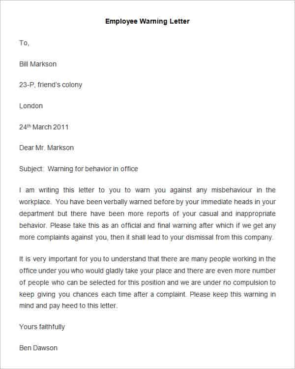 Breaking Lease Letter Template Business