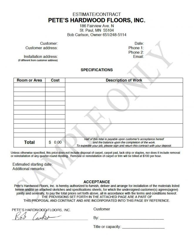 Budget Proposal Template Template Business