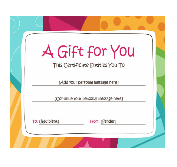 gift coupon template word - Boatjeremyeaton - gift voucher template for word