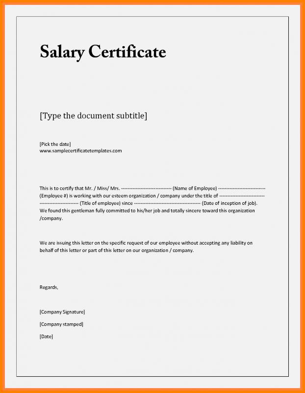 Employment Verification Form Template Template Business