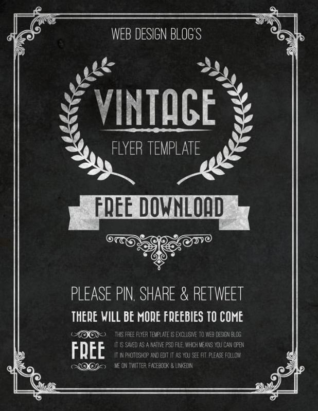 Event Flyer Templates Free Template Business