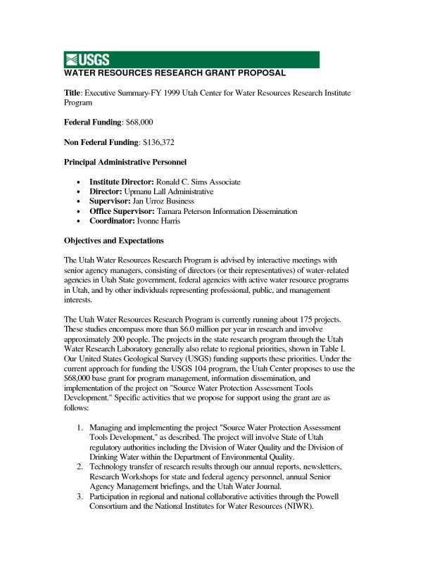 Executive Summary Template For Proposal Template Business - executive summary proposal template