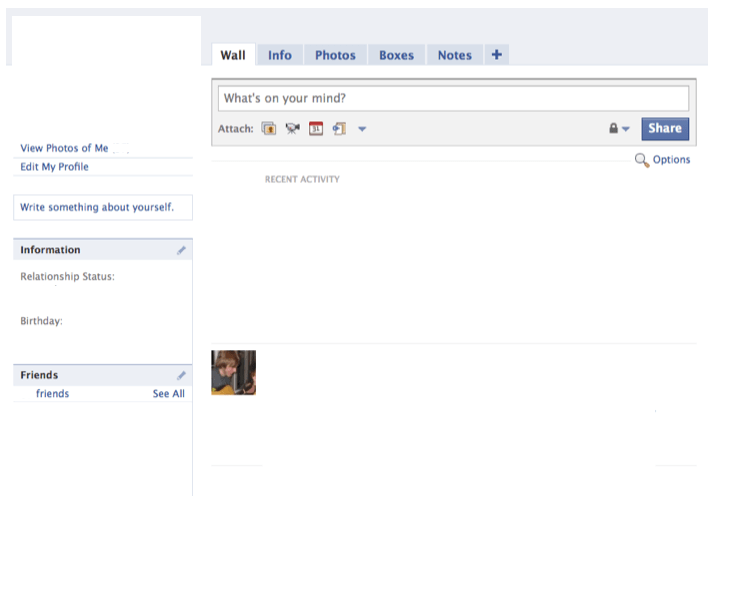 Facebook Post Template Template Business