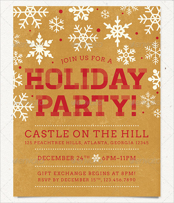 Free Christmas Flyer Templates Template Business - free flyer template word