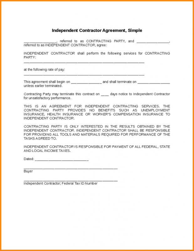 Free Construction Contract Template Template Business - free construction contracts