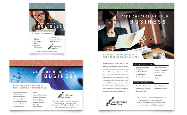 Free Flyer Templates For Microsoft Word Template Business - flyer templates for microsoft word