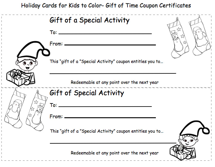 Gift Certificate Template Pages Template Business - gift certificate template pages