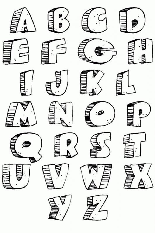 Graffiti Font Styles Template Business