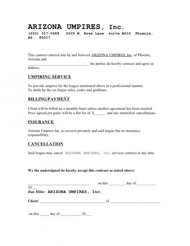 Cleaning Contract Template Greysauble On Ca Details File Format