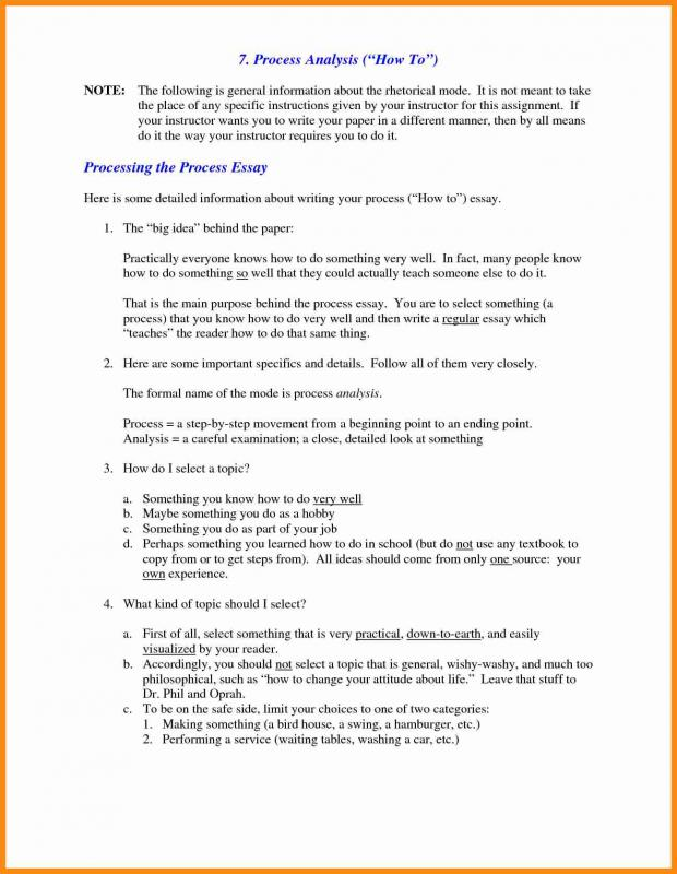 Written process essay Research paper Example - akmcleaningservices