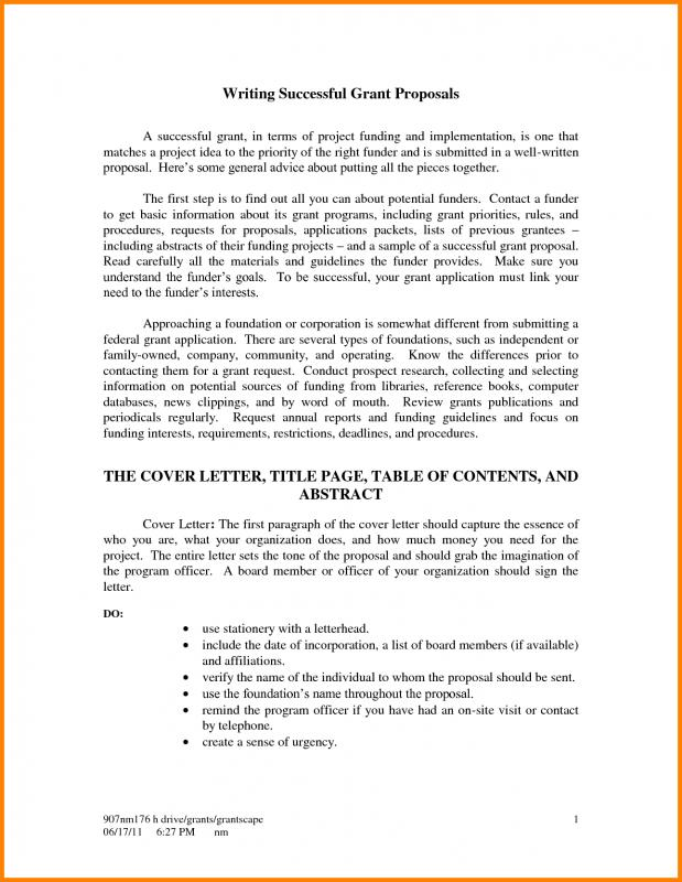 How To Write A Proposal Letter Template Business - a proposal letter
