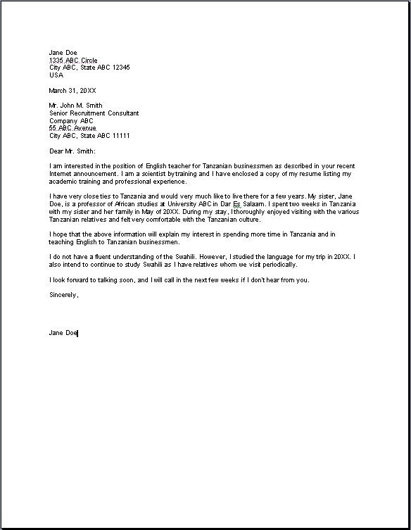 How To Write A Recommendation Letter For A Teacher Template Business