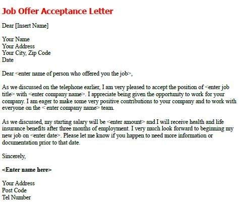 Job Offer Negotiation Letter Sample Template Business