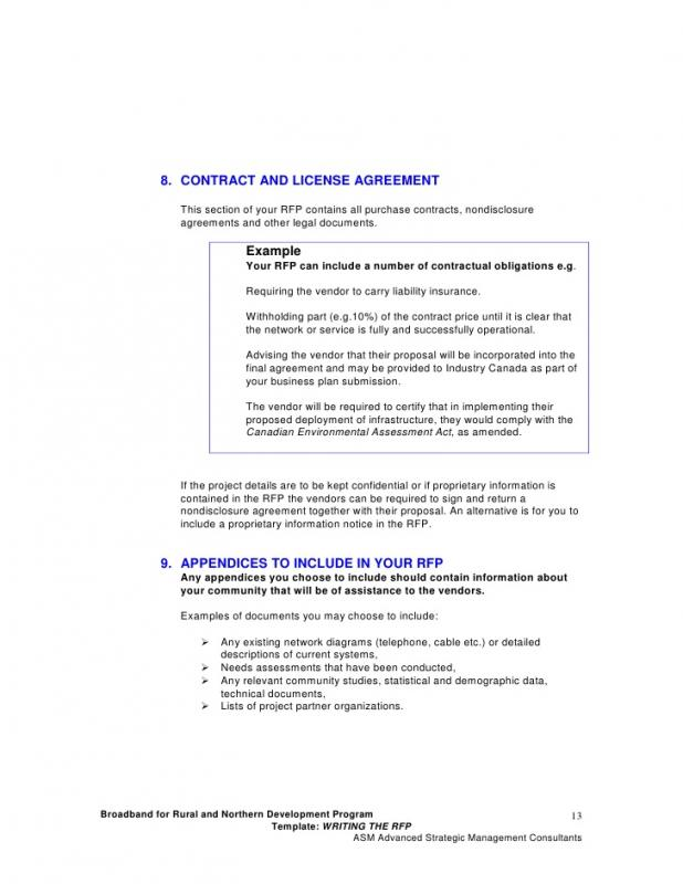 Land Contract Template Template Business