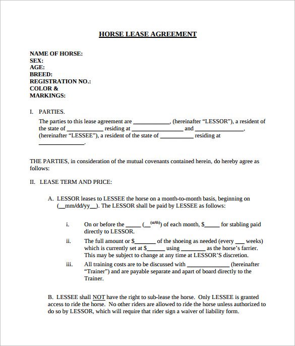 Legal Contract Templates Template Business - Free Legal Agreement Templates