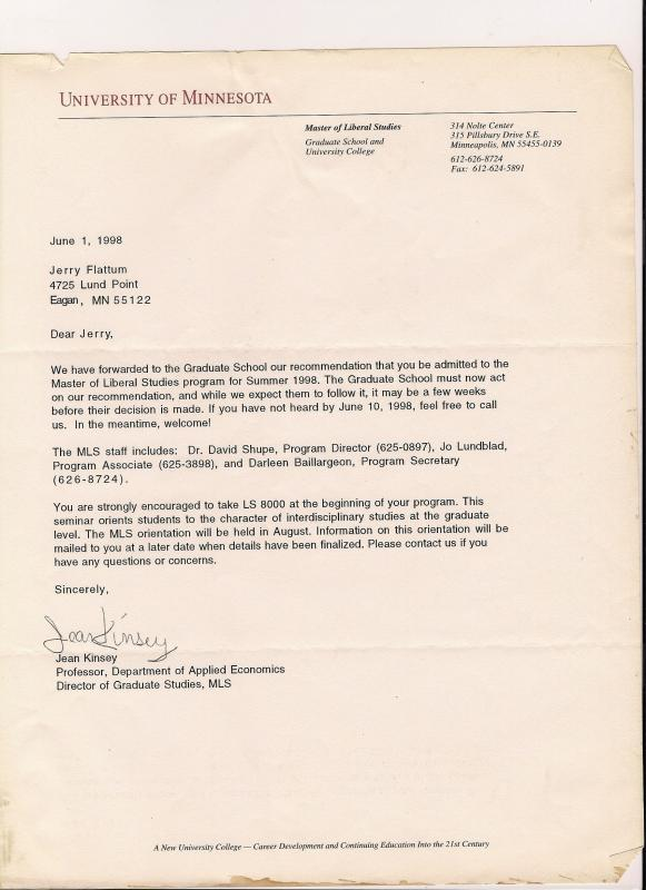 Letters Of Recommendation Format Template Business