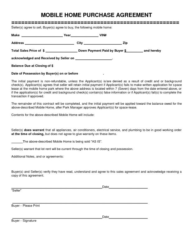 Lottery Pool Template Image collections - Template Design Ideas - home purchase agreement template