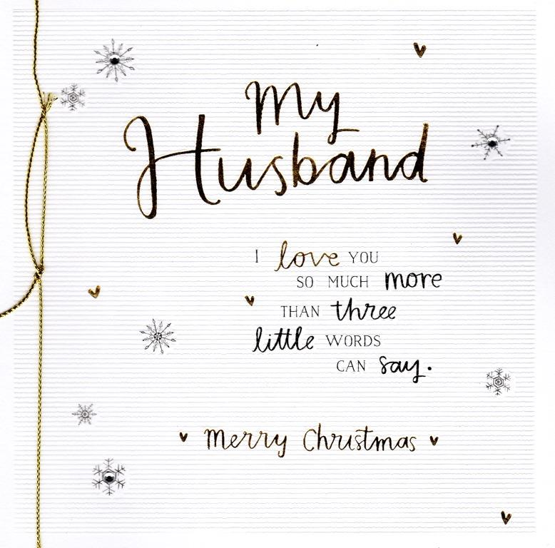 Love Letter To My Husband Template Business