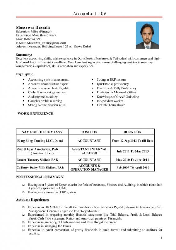 Mba Resume Sample Template Business - Mba Resume Samples