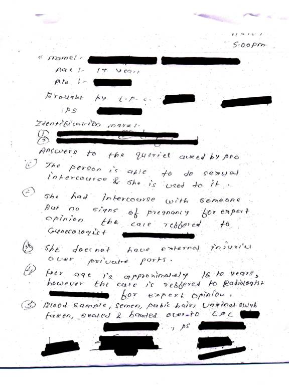 Medical Report Example Template Business