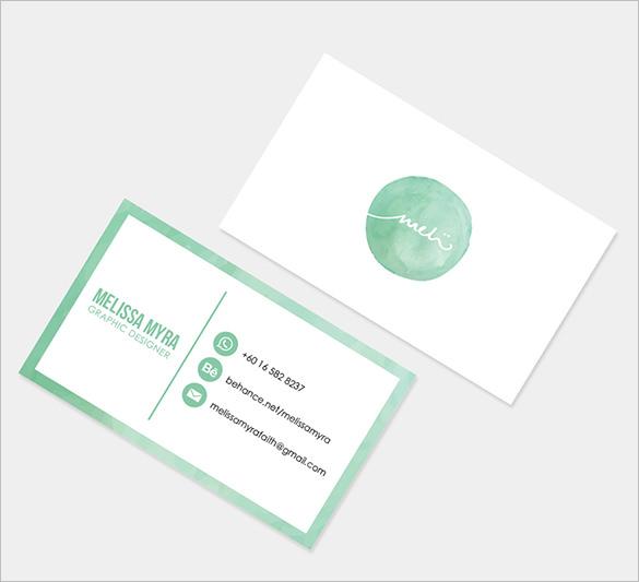 namecard format - Kubreeuforic