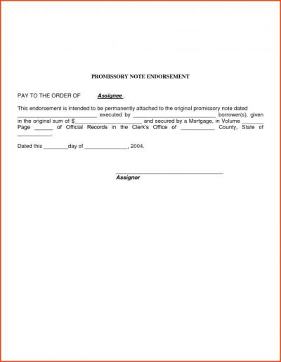 Notarized Letter Templates | Template Business